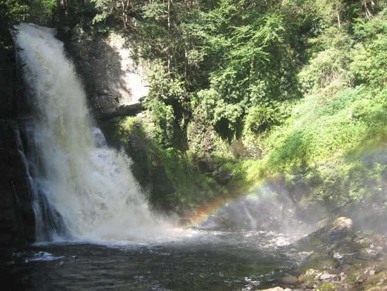 Що таке водоспади