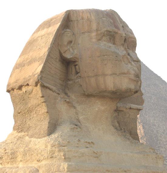 Сфінкс у єгипеті