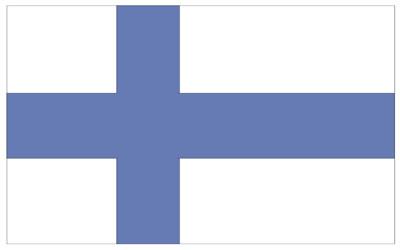 Прапор Фінляндії. Опис прапора Фінляндії, про державний ...
